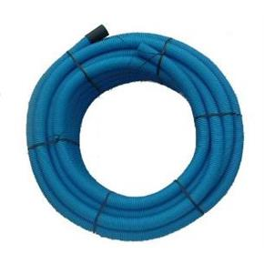 Blue Twinwall Duct x 50m coil